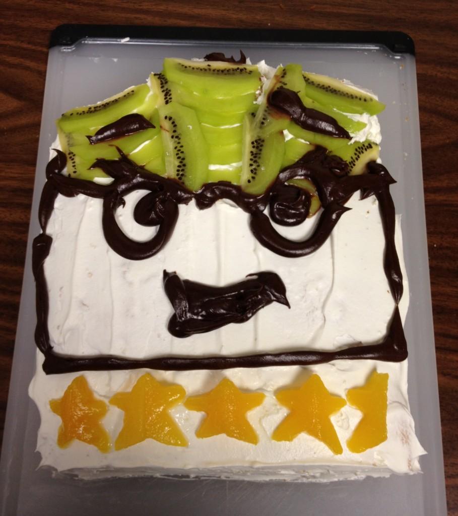 EEBA Bakes a Cake!