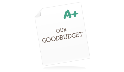 Wow, that's a really good budget | Goodbudget